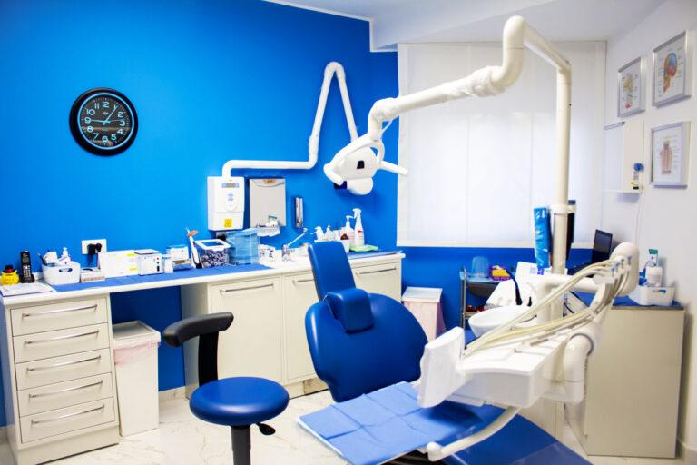 Studio Dentistico Lionti sala blu