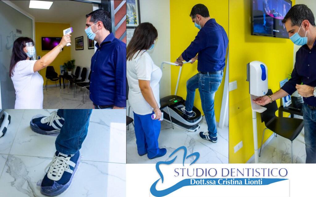 Studio dentistico lionti catania - protocolli di sterilizzazione